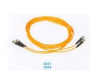 Оптический Patch Cord  3m S921, коннектор ST/ST SM, Duplex, SHIP