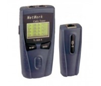 Сетевой Тестер для RJ-45, RJ-11 LCD Display Lulink Expert Multyfunction TL-828-A