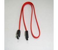 SATA Cable 1:1, 6 inches (информационный) красный 0.4m