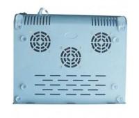 Система охлаждения для ноутбука, подставка, YC-704 (3 вентилятора) питание от USB 30x25