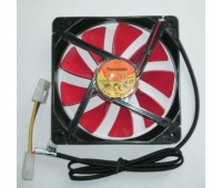 Fan for case & Power Supply 12sm TurboFan A2492, 1400rpm, Thermaltake