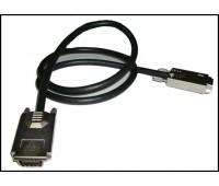 SAS Кабель внеш., 1m, разъёмы 34-Pin (SFF8470) Infiniband to 34-Pin (SFF8470) Infinband Data Cable