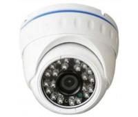 DB20-130C IP Camera Купольная, Металл, 1.3 MP 960P, 3,6mm линза, IR-20m