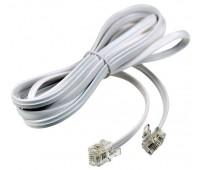 Телефонный кабель Patch Cord 3m RJ-11 (Телефон - Линия)