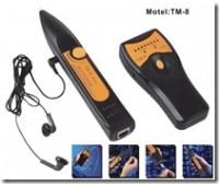 Сетевой Сканер-Тестер с наушниками для RJ-45, RJ-11 TM-8