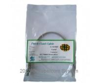 Patch Cord 0,3m UTP CAT.5e, SCS