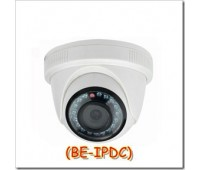 IP Camera Купольная, 1.3 MP 960P, 4mm fixed lens, IR-20m, IPDC130S