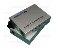10/100/1000M-MM-Dual Fiber Media Fast Ethernet Converter 0.5km-1310nm-SC-220VAC Taiwan