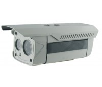 Camera, 720P, 1200TVL, 6mm/F2,0 fixed lens, IR-20m, LIF20SFS
