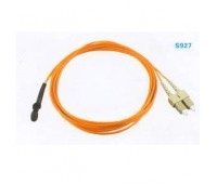 Оптический Patch Cord  3m S927, коннектор SC/MJ MM, Duplex, SHIP