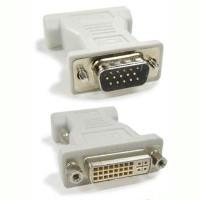 VGA (m) - DVI (f) (24+5)/DVI-I Переходник