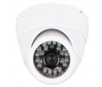 DM20-MHD100H, 4 IN 1(AHD,Analog ,TVI,CVI) Купольная, Пластик, 1 MP 720P, 3,6mm линза, IR-20m