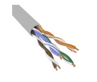 Cable UTP-5e cat KORTEX 24awg CCA 305m Бухта Original