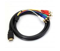 HDMI m - RCA+Audio 5m  1 фильтр