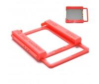 Салазки-Переходник для HDD SSD 2,5'' в 3,5'' посадочное место в корпусе.