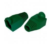 Бутты (колпачки) для RJ-45 Зеленые