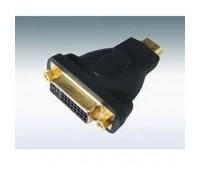 HDMI (m) - DVI (f) Переходник Gold-Plated