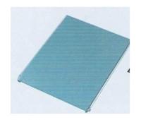 Полка для шкафа. (600*800) 19'' синяя с роликами 480*510mm (общий размер) (k8)
