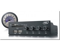 "Контролер скорости вентилятора Fan Speed Controller + USB 2port HUB + Card Reader 5,25"" DEEP COOL"
