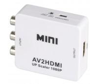 AV to HDMI Converter PAL/NTSC USB Power