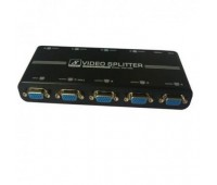 VGA splitter 8 port High Resolution 1920*1440 Support 550MHz + Power Supply TW-VGA108A