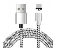 Кабель USB для зарядки телефона (магнит) V8