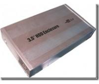 "Mobile Rack 3.5"" External USB 2.0 to IDE+ Power Supply 12v, 5v Silver"